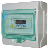 Шкаф управления температурой на базе МПРТ-11