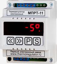 Терморегулятор сцифровым управлением МПРТ-11