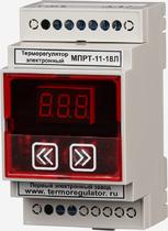 Терморегулятор сцифровым управлением МПРТ-11-18Л